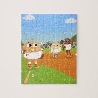 Veggie & Angus Puzzle