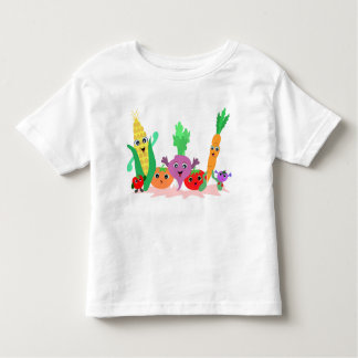 Veggie Friends for Todlers T-shirt
