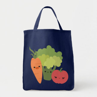 Veggie Friends Tote Bag