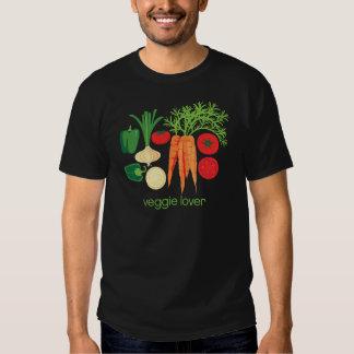 Veggie Lover Mixed fresh Vegetables Tshirts