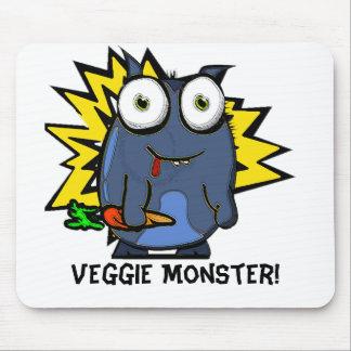 Veggie Monster Mouse Pad