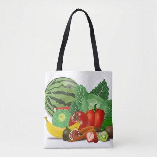 Veggie Shopping Bag