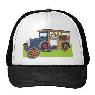 Veggie Truck Cap