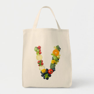 VeggieArt V-eggies Tote Bag