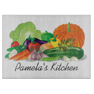 Veggies Design Cutting Board