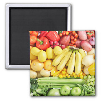 Veggies Refrigerator Magnets