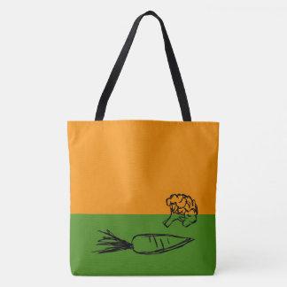 Vegie Tote Bag