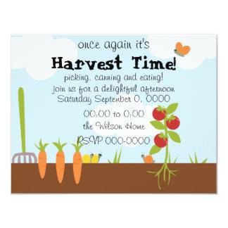 Vegtable Garden Card