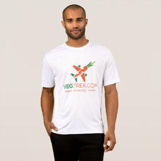 VegTrek.com, Vegan Friendly Travel Workout Shirt