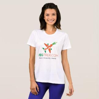 VegTrek.com Vegan Friendly Women's Workout Shirt