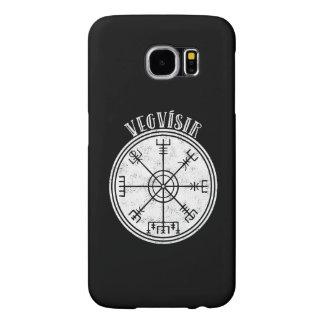 VEGVISIR  Icelandic Magical Stave Samsung Galaxy S6 Cases