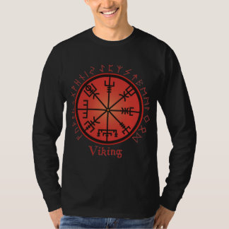 Vegvisir Men Longsleeve L by Nellis Eketorp Shirts
