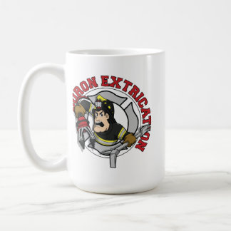 Vehicle Extrication (Boron Extrication) Coffee Mug