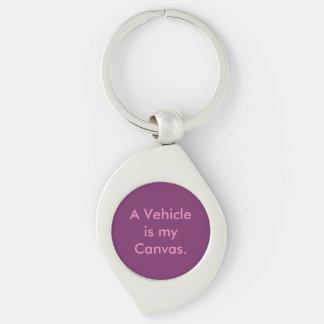 Vehicle Repair Car Painter Key Chain
