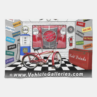 VehicleGalleries.com gifts Tea Towel