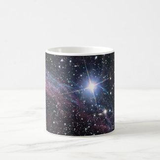 Veil Nebula Basic White Mug