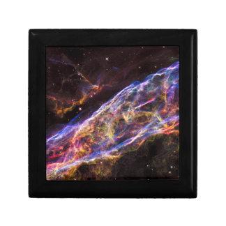 Veil Nebula Supernova Remnant Gift Box