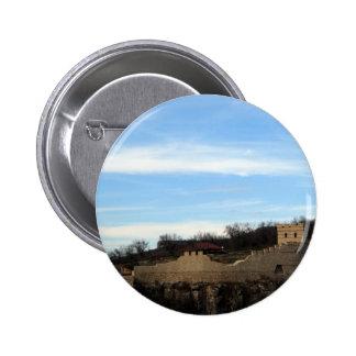 Veliko Tarnovo fortress Pinback Button