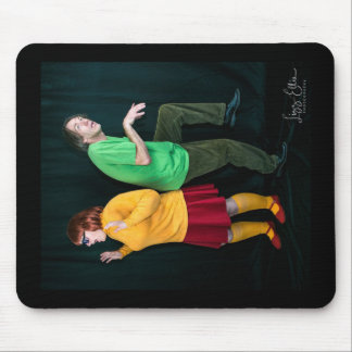 Velma and Shaggy Mousepad