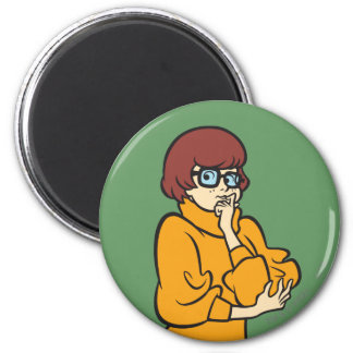 Velma Pose 11 Fridge Magnet