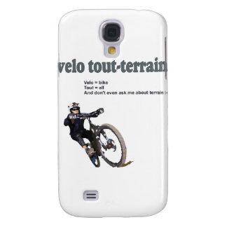 Velo Tout-Terrain Galaxy S4 Case