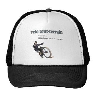Velo Tout-Terrain Trucker Hats