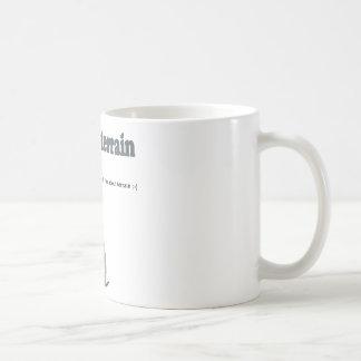 Velo Tout-Terrain Coffee Mug