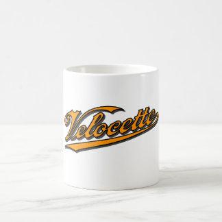 Velocette Basic White Mug