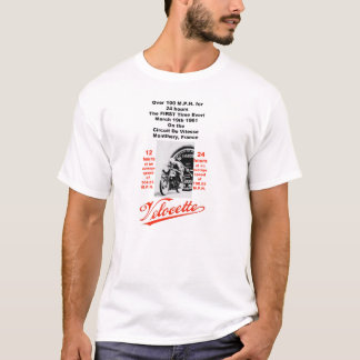 Velocette breaks the Ton T-Shirt