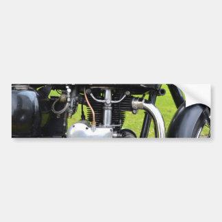 Velocette Engine Bumper Stickers