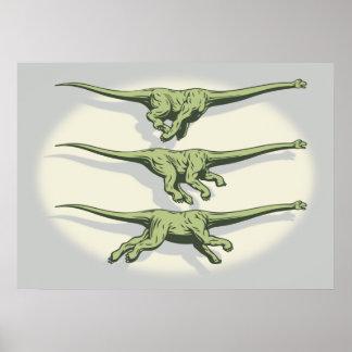 Velocibrachiosaurus IV Poster