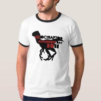 Velociraptor Awareness Day 2011 Shirt