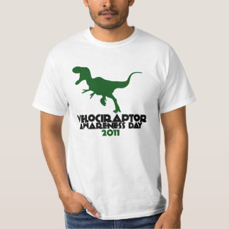 Velociraptor Awareness day 2011 T-Shirt