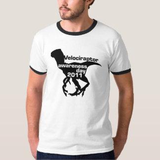 Velociraptor awareness day 2011 t-shirts