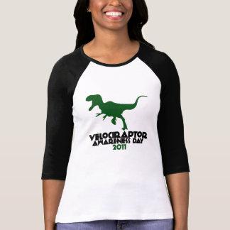 Velociraptor Awareness day 2011 Tee Shirts
