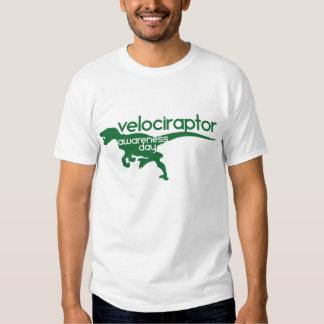Velociraptor Awareness Day Shirts