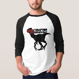 Velociraptor Awareness Day T Shirts