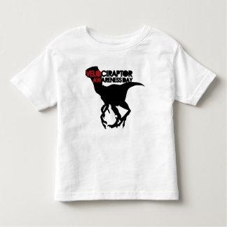 Velociraptor Awareness Day Tee Shirt