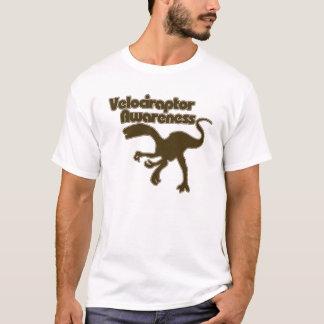 Velociraptor awareness T-Shirt