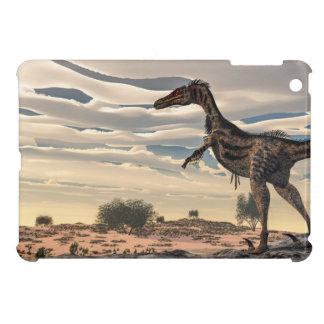 Velociraptor dinosaur - 3D render Cover For The iPad Mini