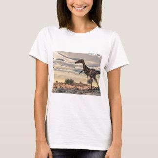 Velociraptor dinosaur - 3D render T-Shirt