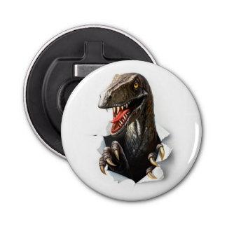 Velociraptor Dinosaur Bottle Opener