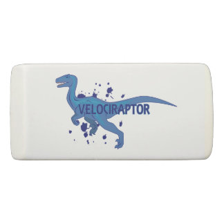 Velociraptor Eraser
