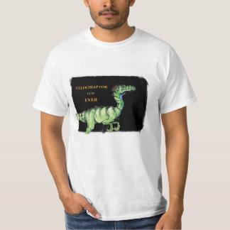 velociraptor for ever T-Shirt
