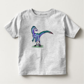 Velociraptor Tee- ICE version Toddler T-Shirt