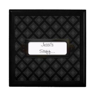 Velvet Diamonds (Charcoal) Gift Box