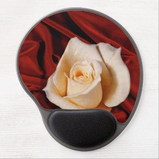 Velvet Rose Gel Mouse Pad