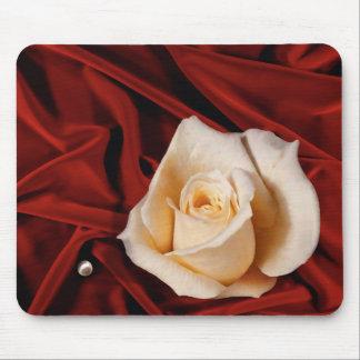 Velvet Rose Mouse Pad
