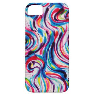 Velvet Swirls Case For The iPhone 5