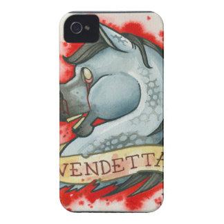 """""""Vendetta"""" Case-Mate iPhone 4 Cases"""